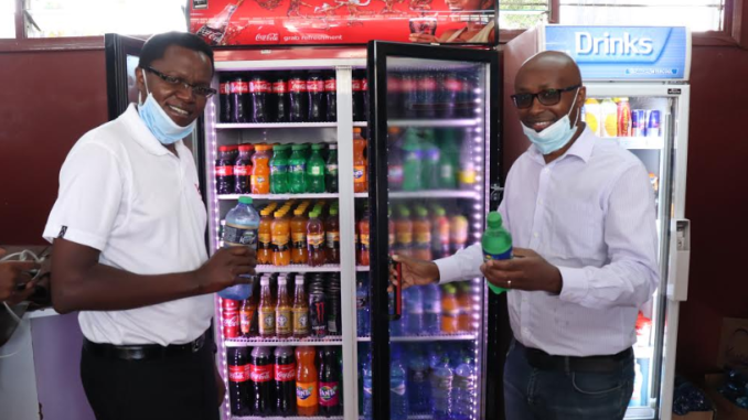 Safaricom to connect Coca-Cola coolers with data collection sensors