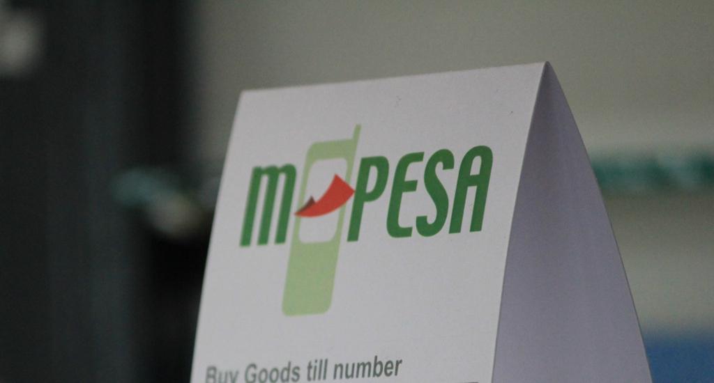 Safaricom's M-Pesa mobile payments service.