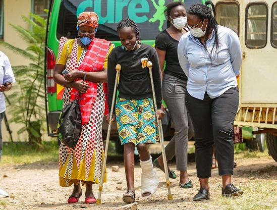 Safaricom Wezesha Elimu project