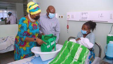 Safaricom Foundation Renovates Maternal and Newborn Units at KNH Branch In Othaya