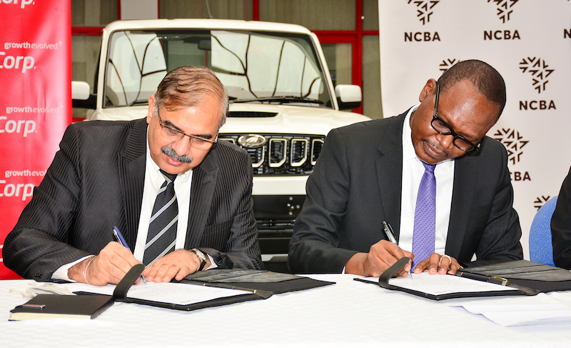 NCBA, Simba Corp sign asset finance deal