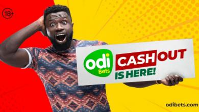 Odibets Cash-out