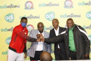 Odibets Harambee Stars support