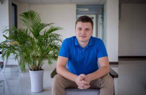 Ted Martynov, CEO of CARMA