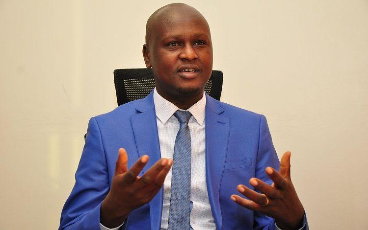 Octagon Africa Executive Director of Strategy and Development Godwin Simba