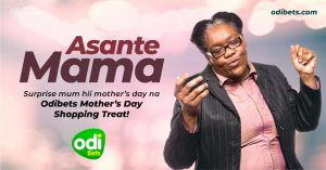 Odibets To Surprise More than 1000 Mums with Free Shopping