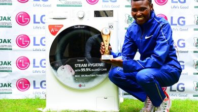 Chepng'etich Named LG Sports Personality Of April
