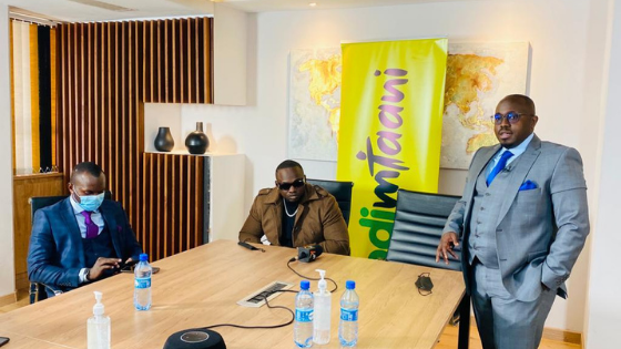 Odibets partners with Khaligraph to launch the OdiNare rap challenge