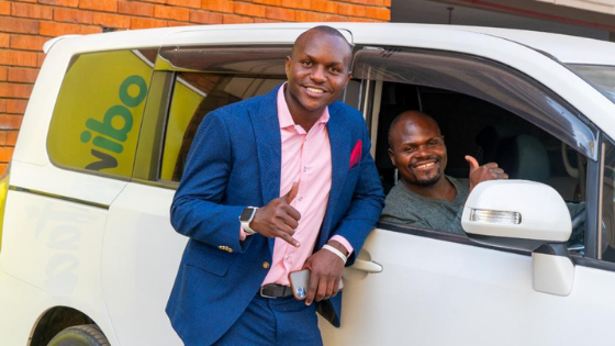 Ugali man Receives car, fully equipped gym from Odibets