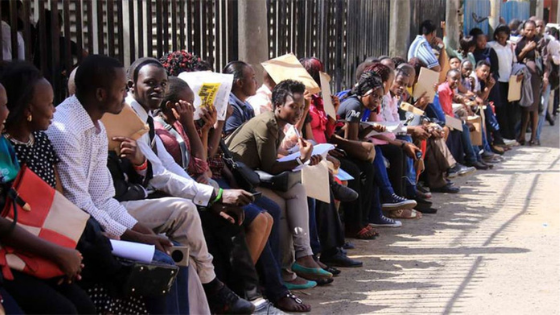 Kenya ranks 139th on a leading index that measures the state of youth around the world