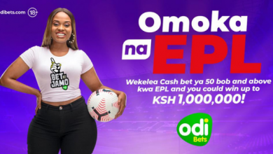 Omoka na EPL: How to Become an Instant Winner on Odibets as EPL Returns